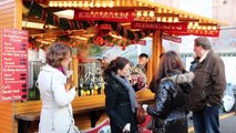 Marché de Noël de Strasbourg - Christmas Market - France Alsace