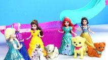 Et agrafe gelé la magie Magie fête piscine les princesses jouets Orbeez surprise disney anna elsa sofia fi