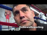 cicilio flores on the mexican russian EsNews Boxing