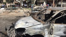 Siria: autobomba a Damasco, morti