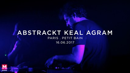ABSTRACKT KEAL AGRAM - Mind Your Head #18 - Live in Paris