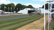 Porsche 911 Turbo Exclusive World premiere at Goodwood Festival of Speed