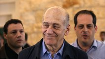 Ex-Israeli PM Olmert Freed From Prison