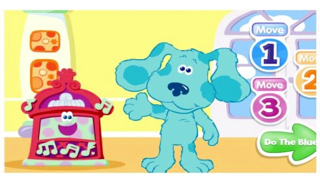 BLUES CLUES - Do The Blue - New Blues Clues Game - Online Game HD - Gameplay for Kids