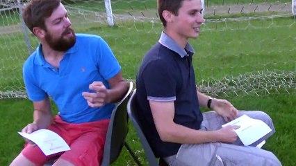 Interview Tof et Sifon