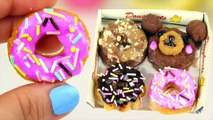 DIY Mini EDIBLE Donuts! How to Make Mini Donuts