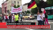 Almanya'da 'Adalet Yürüyüşü'