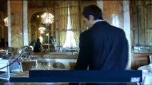 Paris - Place de la Concorde: l'Hôtel de Crillon renaît après 4 ans de travaux