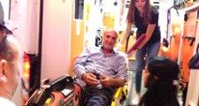 CHP Genel Başkan Yardımcısı Tekin Bingöl Hastaneye Kaldırıldı