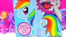 Arte libro imagina tinta poco mi bolígrafo imágenes poni arco iris sorpresa con Color cookieswirlc
