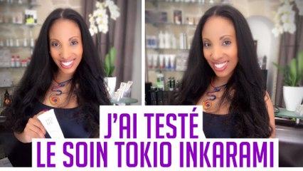 TUTO : J'ai testé le soin Tokio Inkarami