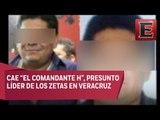 Detienen a presunto asesino de familia en Veracruz