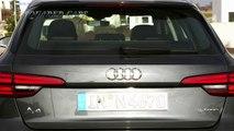 2017 Audi A4 Avant g-tron (natural-gas drive) Exterior - Interior Design & Drive HD