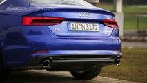 2017 Audi A5 Sportback g-tron (natural-gas drive) Exterior - Interior Design & Drive HD