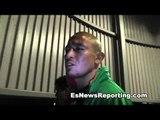 orlando salido after his win over orlando cruz - EsNews Boxing