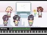 Magic of Stella Ending - Yonakajikaru [Nes Arrange]