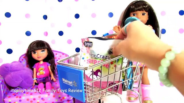 SURPRISE TOYS IN WALMART SHOPPING CART wiasth A