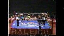Lola Gonzalez/Martha Villalobos/Shitara vs La Monstra/Pantera Surena/Wendy (AAA June 20th, 1993)