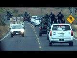 Michoacán: Enfrentamiento entre federales y sicarios deja 39 muertos