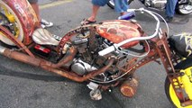 Back Street Chopper Smoke Out Rally #13 #9 Super Custom Motorcycles