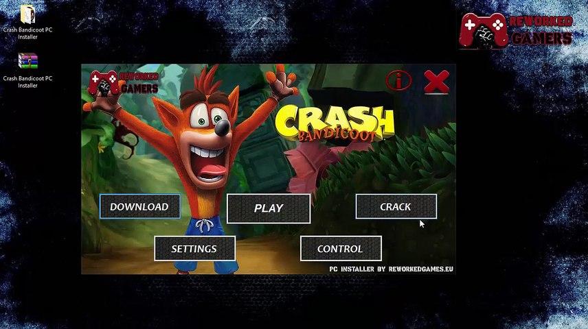 Crash Bandicoot PC ISO Game Download