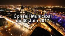 Conseil municipal de Dunkerque du 30 juin 2017 (part. 2)