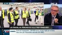 Brunet & Neumann : Loi Travail : Murielle Pénicaud est-elle trop fragilisée ? - 03/07