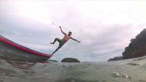 En Birmanie, le mode de vie des gitans des mers menacé