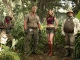 Jumanji: Welcome to the Jungle: Trailer HD VO st FR/NL