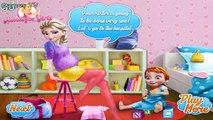 Et bébé pour des jeux enfants amour nouveau née Princesse problèmes casse-tête elsa disney