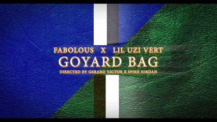 Fabolous - Goyard Bag
