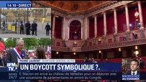 """Congrès de Versailles: Pierre Laurent dénonce """"des signaux inquiétants d'une monopolisation du pouvoir"""""""