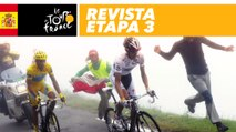 Revista : Andy Schleck - Etapa 3 - Tour de France 2017