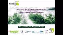 Rencontres scientifiques 2016 : ORCHAMP : un partenariat entre chercheurs, gestionnaires et experts de la flore pour