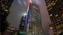 LA Skyscraper Is A Record-Setter