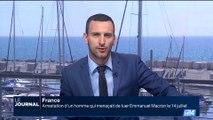 France: Arrestation d'un homme qui menaçait de tuer Emmanuel Macron le 14 juillet