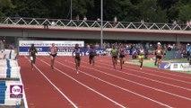 Dreux 2017 : Finale 200 m Cadettes