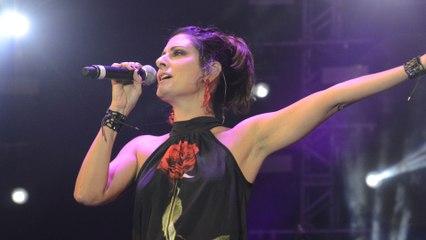 Fernanda Abreu - Palco