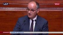 Congrès : « Ce quinquennat doit réussir », souhaite Vincent Capo-Canellas (UDI)