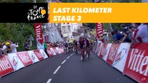 Flamme rouge - Étape 3 / Stage 3 - Tour de France 2017