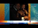 Luis Miguel cantó de sorpresa en Miami   Imagen Noticias con Francisco Zea