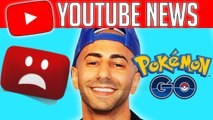 FOUSEYTUBE GOING AFTER YOUTUBERS!   POKEMON GO BREAKDOWN! (YOUTUBE NEWS) - By HonorTheCall!