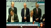 Petroleira francesa contraria os EUA e volta ao Irã