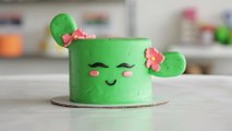 This Cute Cactus Cake Is on Point
