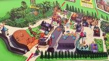Monteux : la construction du parc Spirou commence