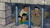 Doraemon (2005) - 8 días no castelo de Ryugu (1ª e 2ª parte)