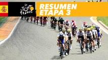 Resumen - Etapa 3 - Tour de France 2017
