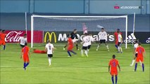 All Goals UEFA  Euro U19  Group B - 03.07.2017 Germany U19 1-4 Holland U19