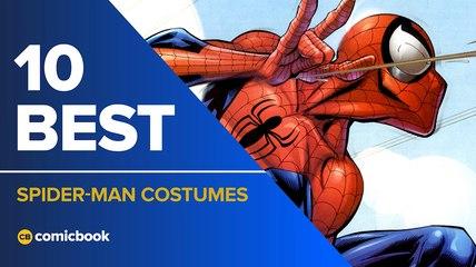 10 Best Spider-Man Costumes