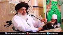 Allama Khadim Hussain Rizvi Reply to Sheikh Rasheed & Nadeem Malik